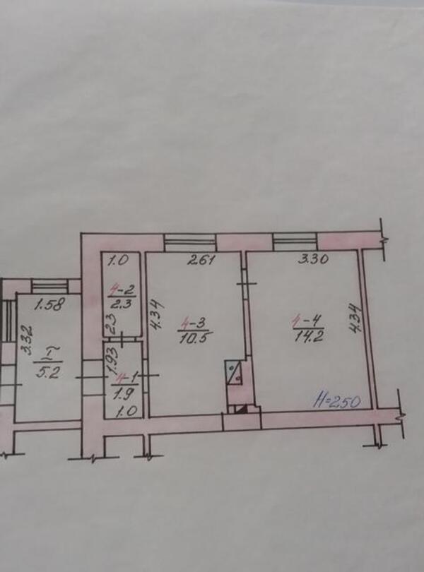 дом, 3 комн, Харьковская область, Змиевской район, Аксютовка, Змиевское направление (490669 1)