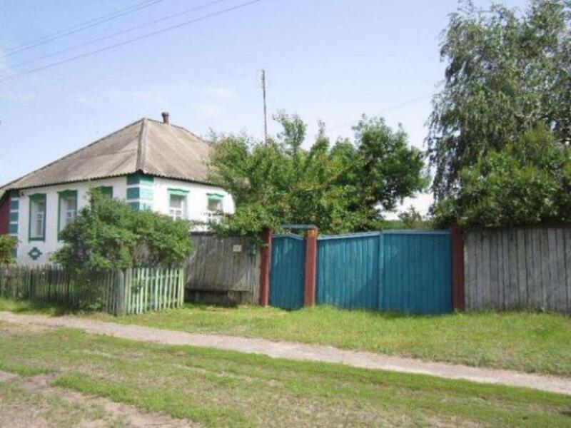 Дом, 3-комн., Александровка, Богодуховский район
