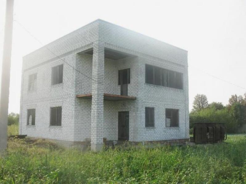 Дом на 2 входа, Соколово, Харьковская область (499620 2)