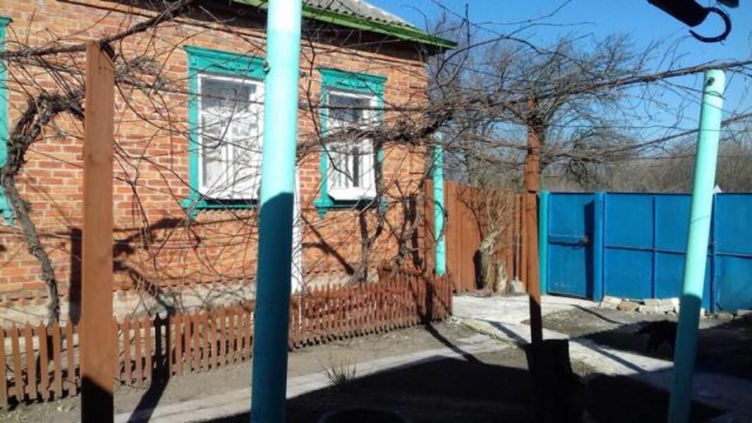 Дом, Новопокровка, Харьковская область (513946 1)