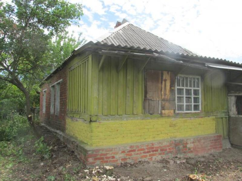 Дом, Зидьки, Харьковская область (525072 2)
