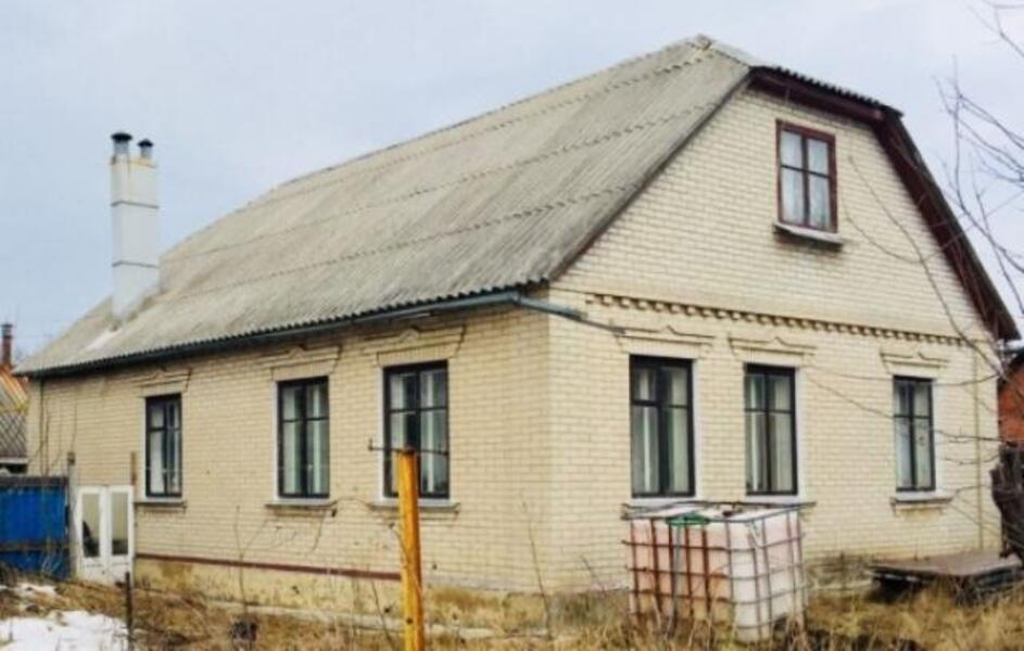 Дом, Слободское (Фрунзе), Харьковская область (526806 6)