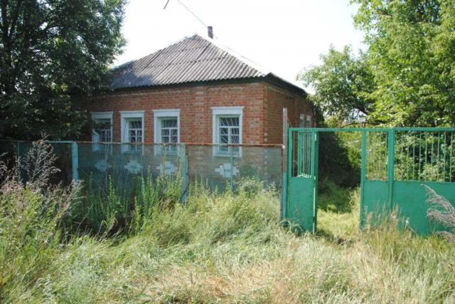 дом, 4 комн, Харьковская область, Чугуевский район, Старая Гнилица, Чугуевское направление (530119 1)