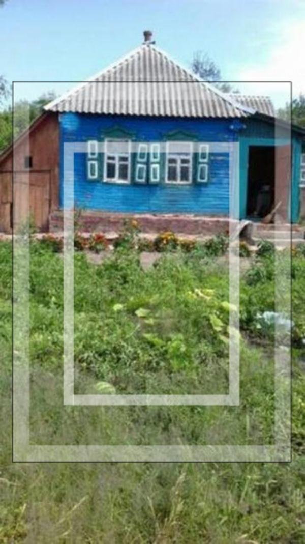 Дом, 2-комн., Борки, Нововодолажский район