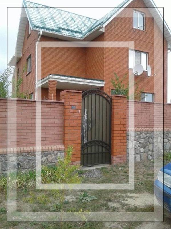 Дом, Черкасская Лозовая, Харьковская область (545369 1)