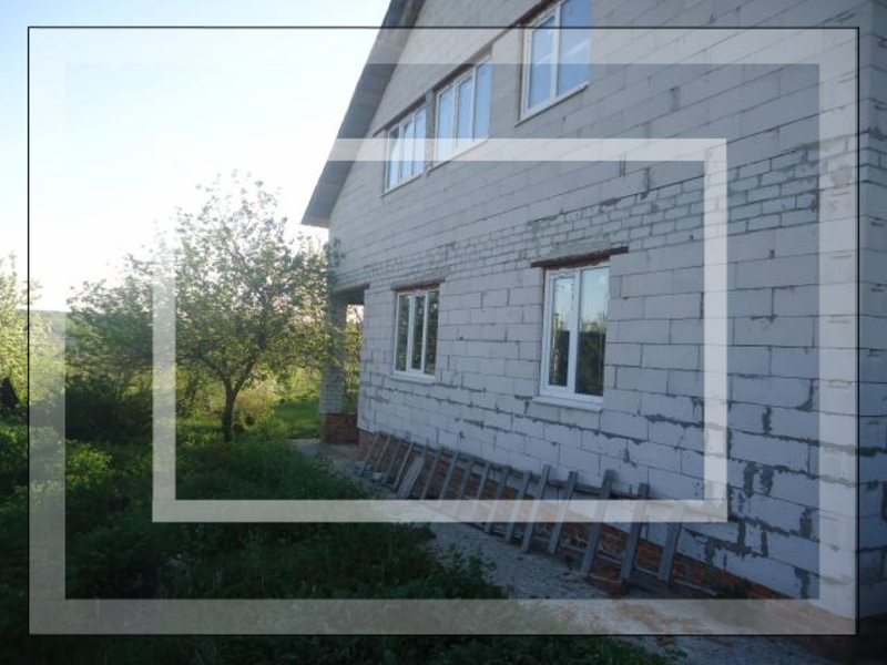 Дом, Черкасские Тишки, Харьковская область (551156 1)