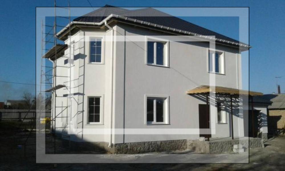 Дом, Черкасская Лозовая, Харьковская область (554777 1)