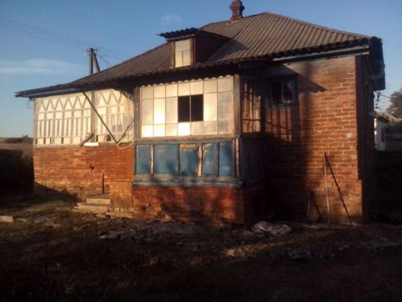 Дом, 3-комн., Волохов Яр, Чугуевский район