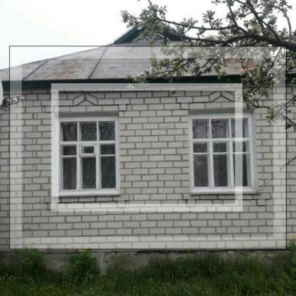 Дом, Зидьки, Харьковская область (593661 4)