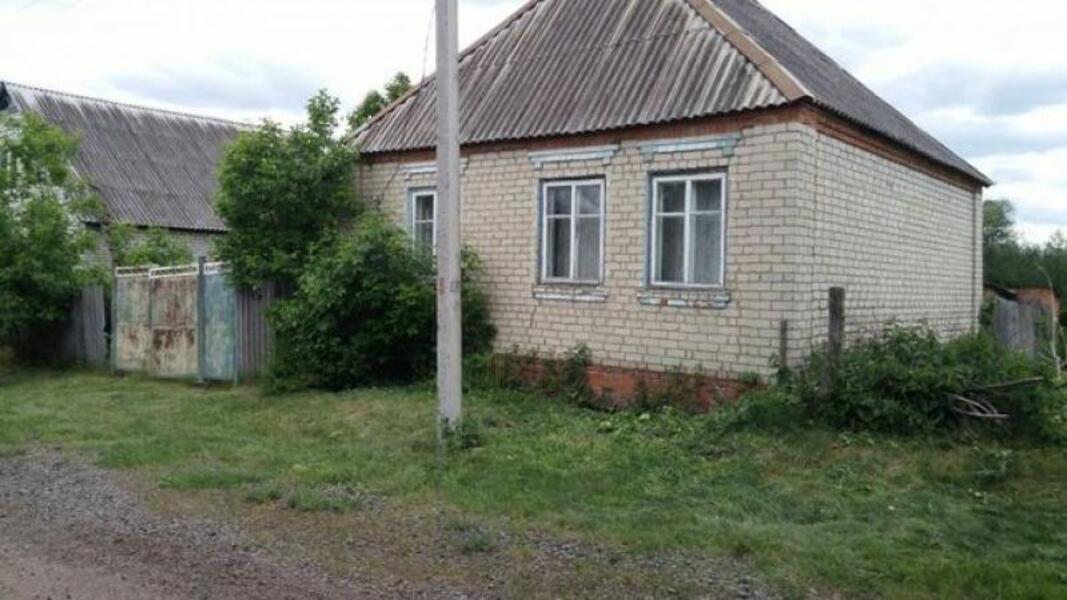 Дом, 3-комн., Цаповка, Золочевский район