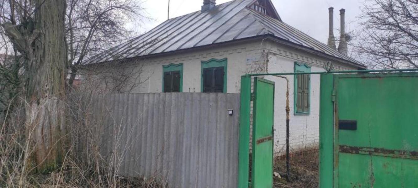 Дом, 3-комн., Пархомовка, Краснокутский район