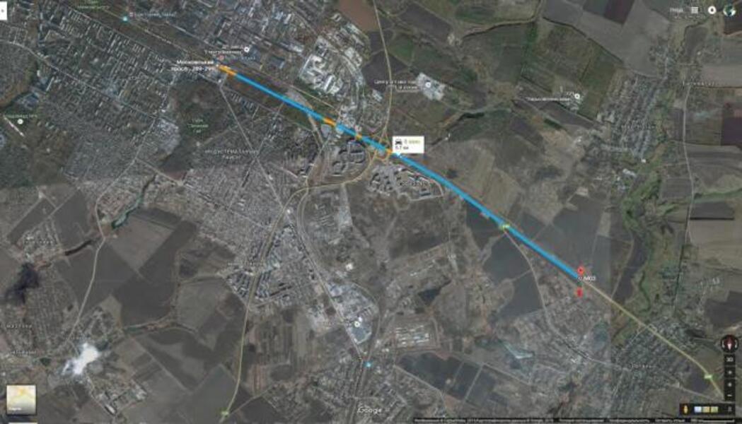 участок 20 сот., Бобровка, Харьковская область (393529 1)