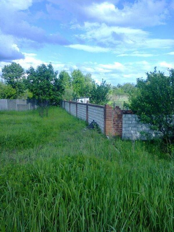 участок, Харьковская область, Харьковский район, Безлюдовка, Змиевское направление (399941 2)
