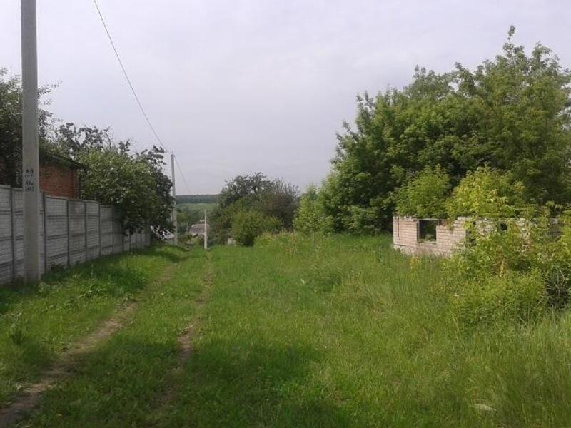 участок 12 сот., Малая Даниловка, Харьковская область (404249 1)
