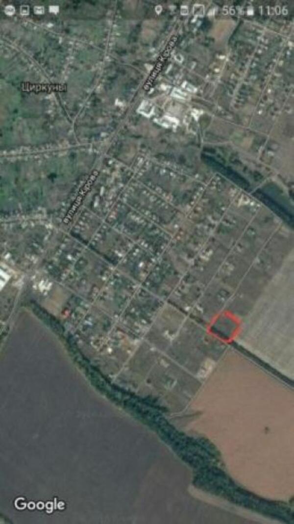 участок, Харьковская область, Харьковский район, Жовтневое, Липецкое направление (425883 1)