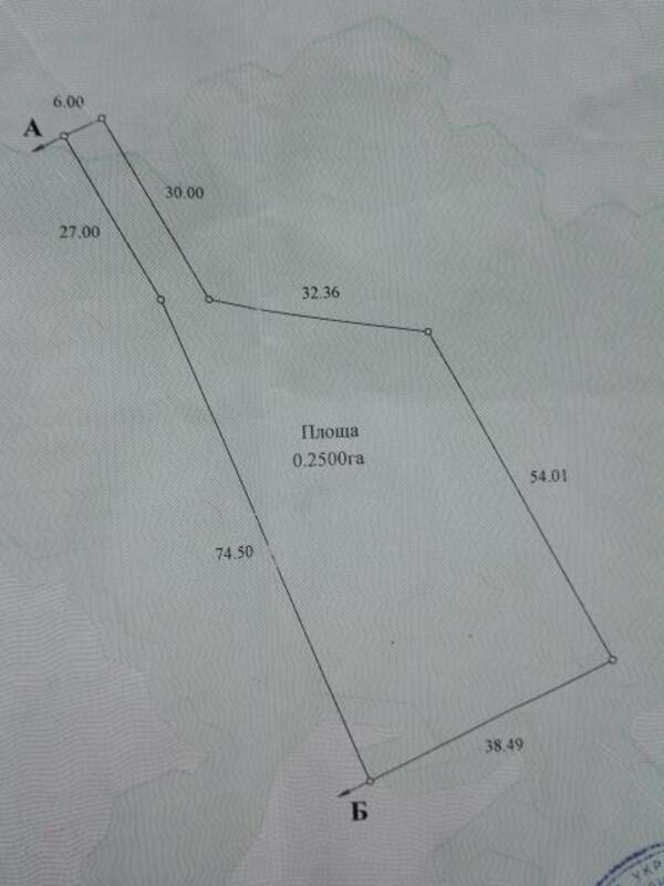 участок, Харьковская область, Дергачевский район, Малая Даниловка, Дергачевское направление (460111 1)