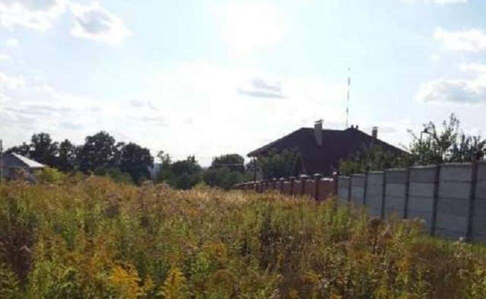 участок 10 сот., Малая Даниловка, Харьковская область (489319 1)