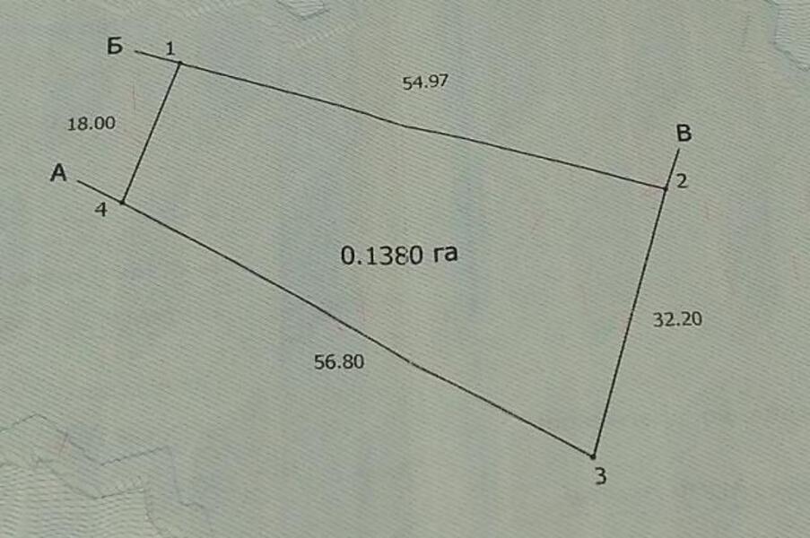 участок 25 сот., Черкасские Тишки, Харьковская область (489711 1)