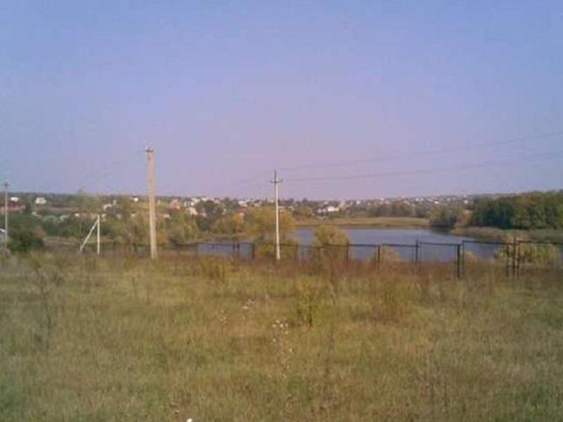 участок 10 сот., Дергачи, Харьковская область (55975 1)