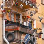 Фасады жилой недвижимости — важная архитектурная часть города