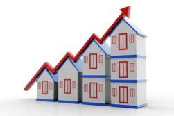 жилье в пригороде дорожает