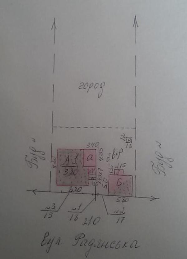 дом, 4 комн, Харьковская область, Дергачевский район, Дергачи, Дергачевское направление (442951 2)
