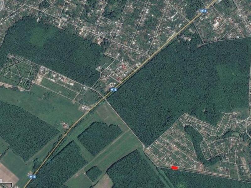 участок, Харьковская область, Харьковский район, Высокий, Мерефянское направление (331556 1)