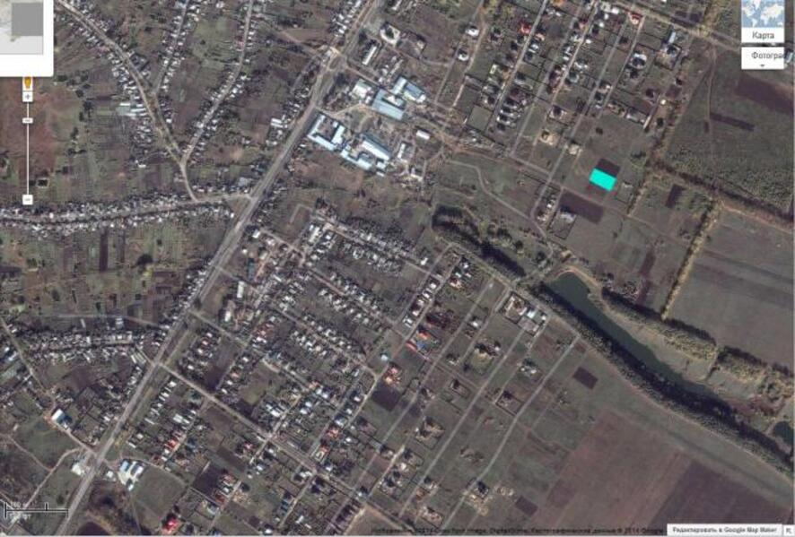 участок, Харьковская область, Циркуны, Липецкое направление (423201 2)