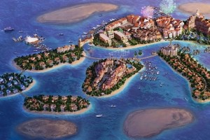 В Дубае возводят виллы с подводными этажами (674283 300x200)