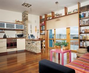 Модные, экономичные тенденции рынка недвижимости (interer kuhni gostinoy 54 300x247)