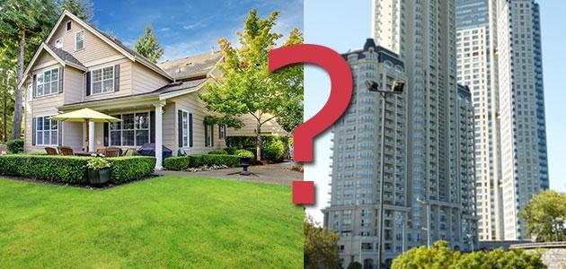 Квартира или дом - что построить?